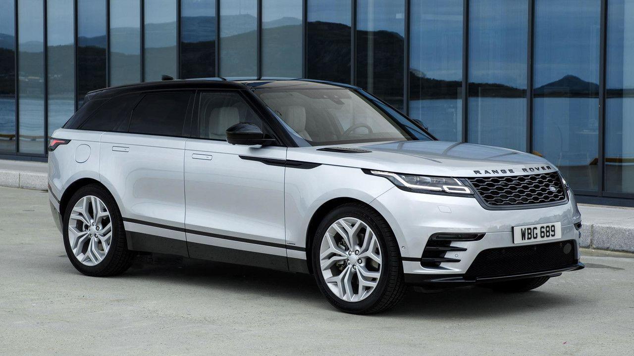 Land Rover Range Rover Velar 2018 차