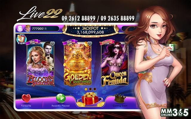 Mm Online 365 Myanmar Online Beting In Myanmar Live22 Myanmar Live Casino Slots Games Fish Hunting Games Casino Slot Games Free Casino Slot Games Casino