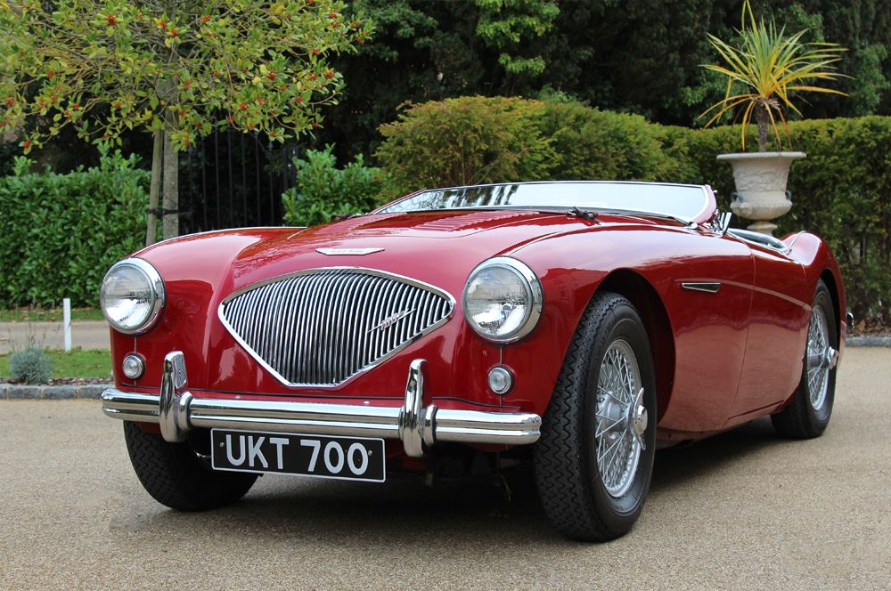 Austin Healey 100 BN1 | Original RHD, Concours Winning Example ...