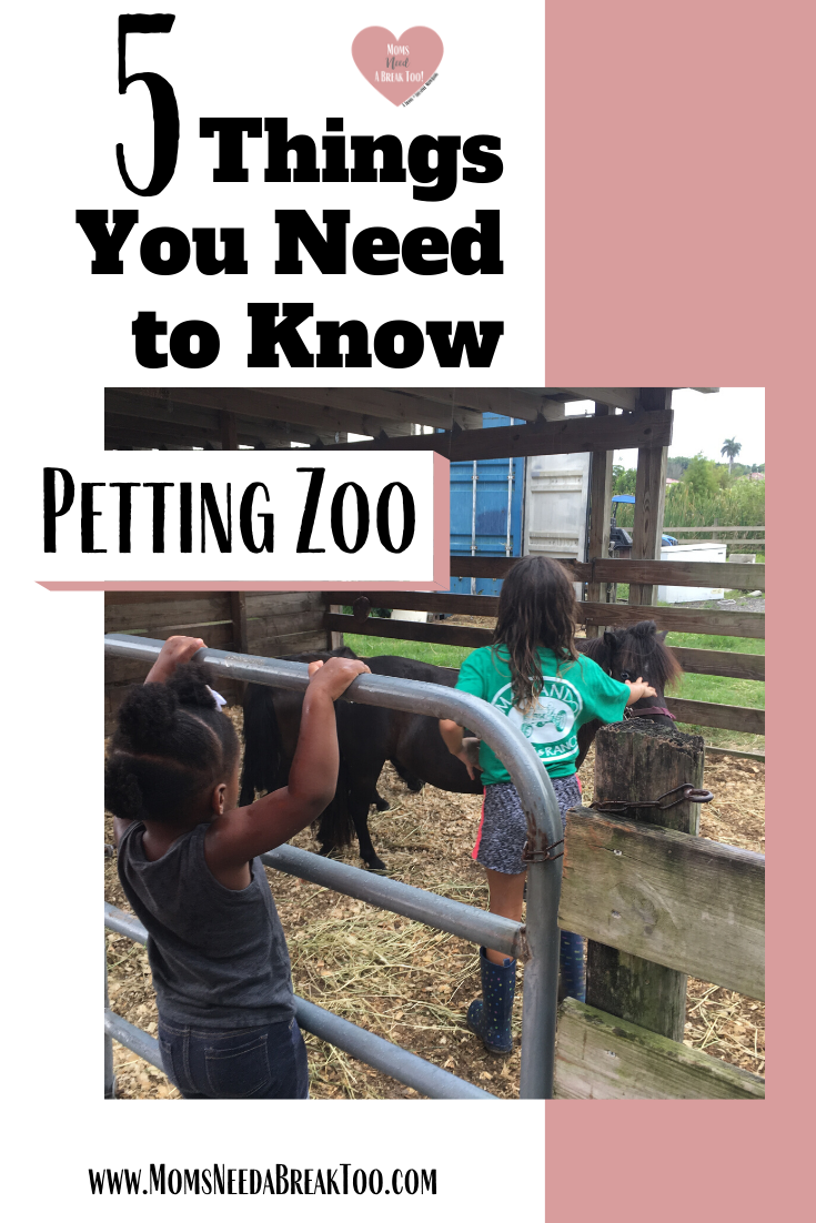 Petting Zoo Dangers 5 Ways to Protect Your Child in 2020