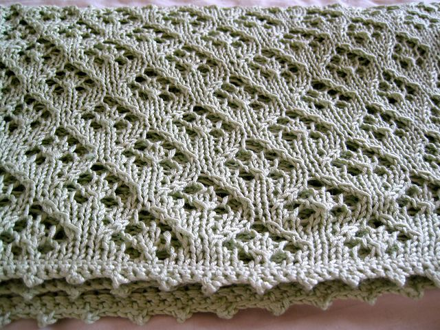 Ravelry: Elven Pixie Baby Blanket pattern by Tall Gal Knits | varios ...
