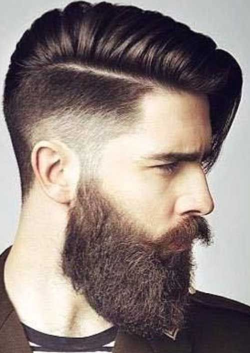 Mens Faded Hair Trends Jpg 500 707