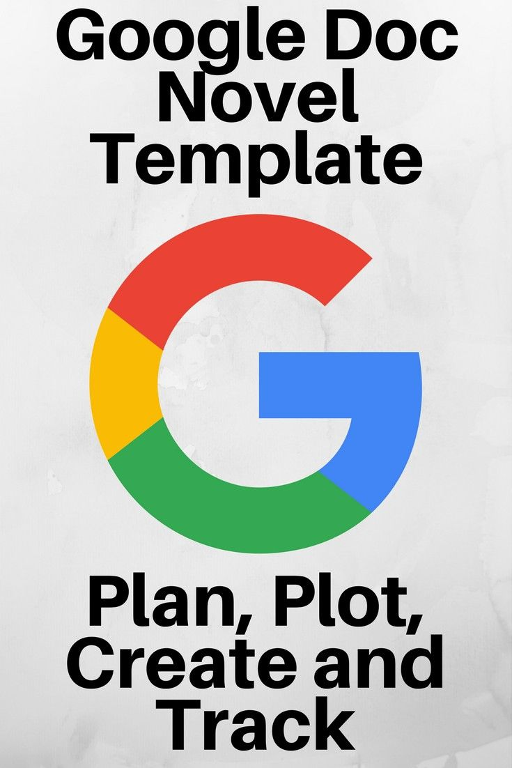 Google Docs Novel Template Google Docs Book Template Google Doc Templates