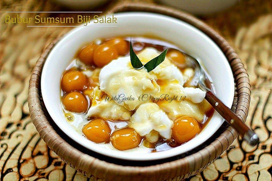 Bahan 1 Bubur Sumsum 100 Gr Tepung Beras 2 5 Cup Santan Encer Garam Secukupnya Cara C Resep Masakan Resep Resep Masakan Indonesia