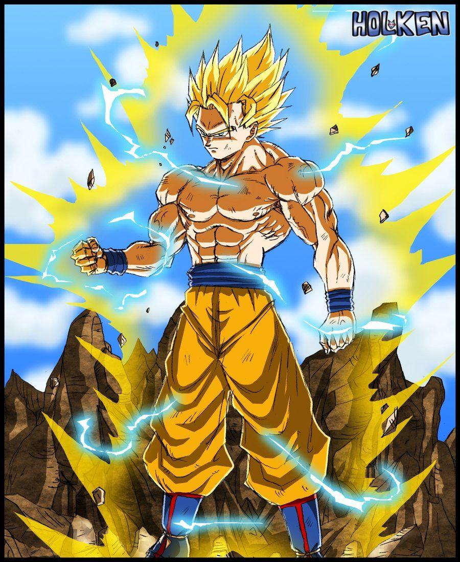 Son Goku Super Saiyan 2 Anime Dragon Ball Super Goku Super Saiyan Dragon Ball Super Manga Son goku dragon ball super saiyan