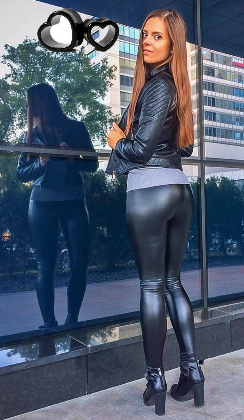 60e2a3e631edf4 Wet Look Leggings, Leggings Are Not Pants, Spandex, Leather Pants, Latex,