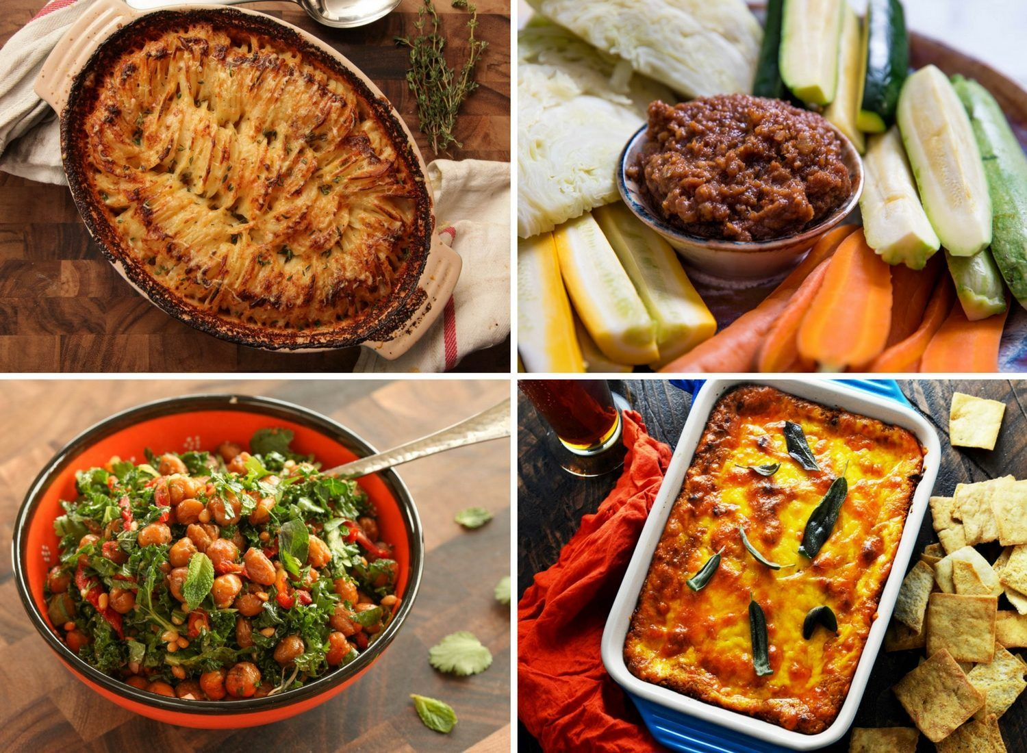 20 make ahead  Thanksgiving  dishes  that travel well . Appetizers and side dish…