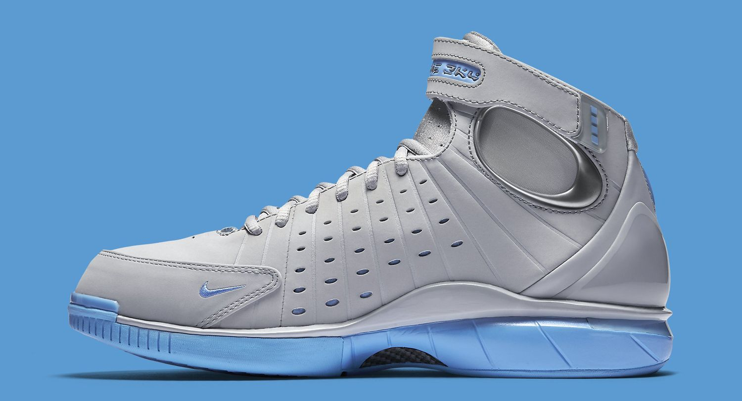 Nike Huarache 2K4 Grey Blue | Sole Collector