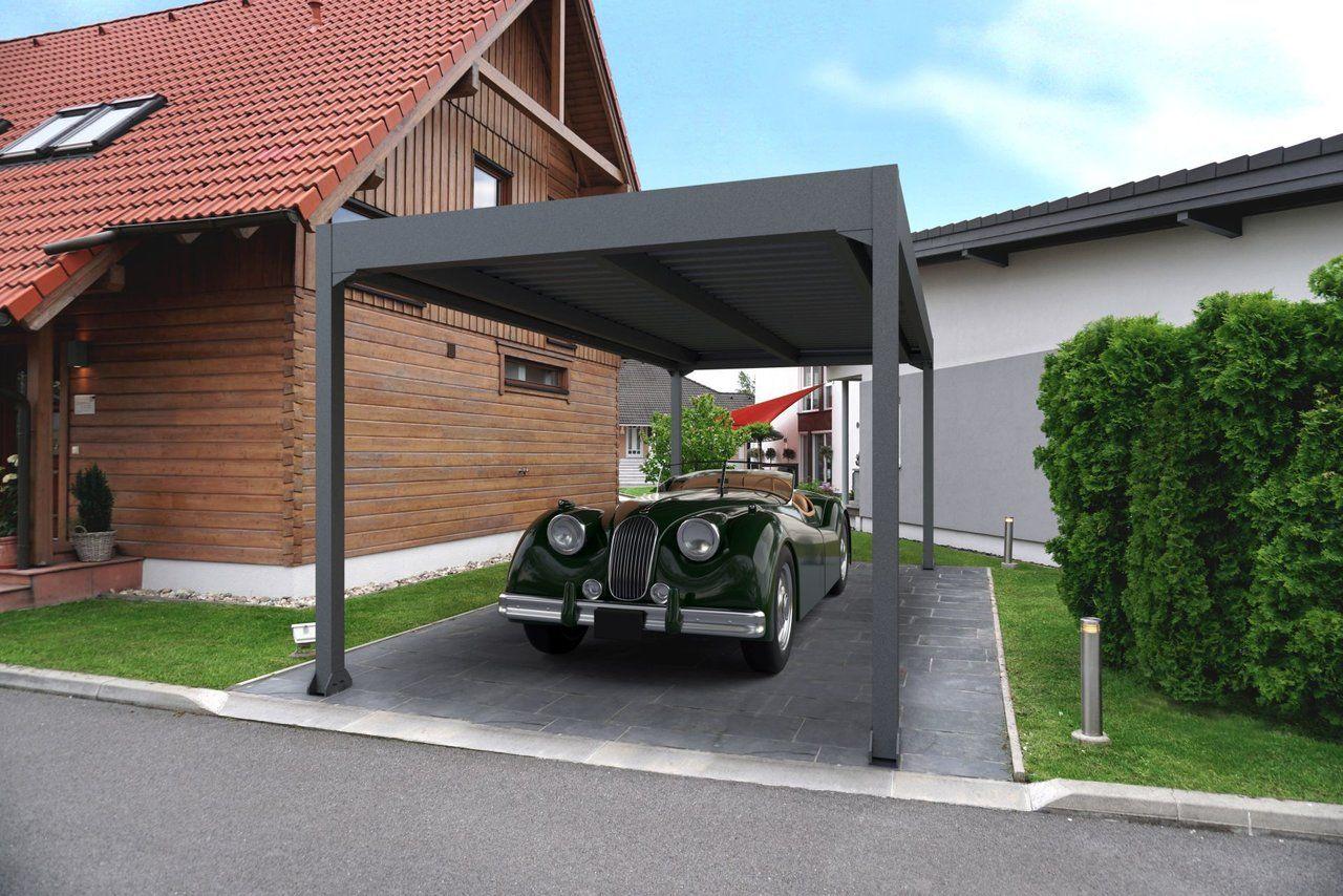Навес для авто Навес, Небольшие участки, Стены гаража