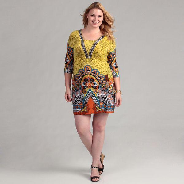 piniful plus size sundresses (16) #plussizefashion | plus size
