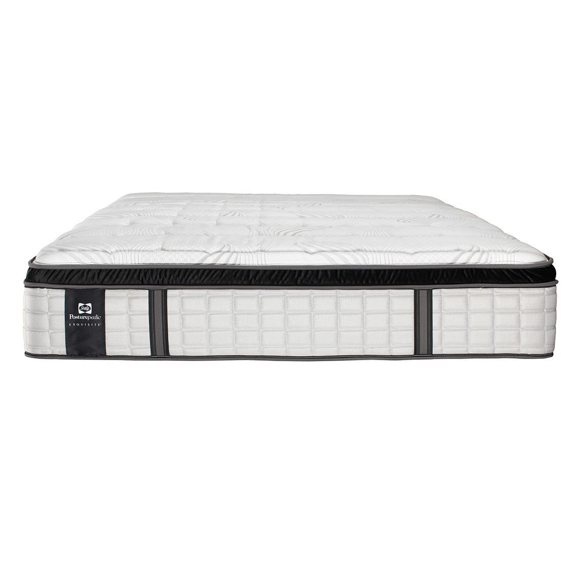 Sealy Jackman Single Plush Mattress Posturepedic Exquisite Mattress Best Mattress Plush