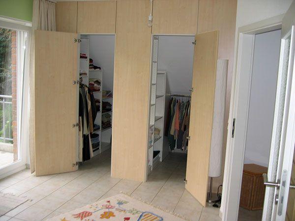 schr nke mit sondertiefe schrank in nische und. Black Bedroom Furniture Sets. Home Design Ideas