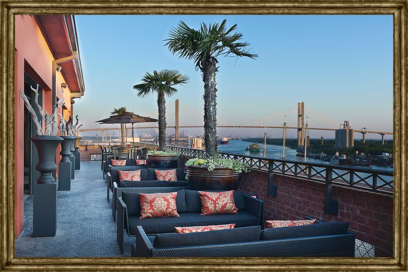 Dining Bohemian Hotel Savannah Riverfront Travel In 2019