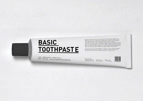 Basic Toothpaste