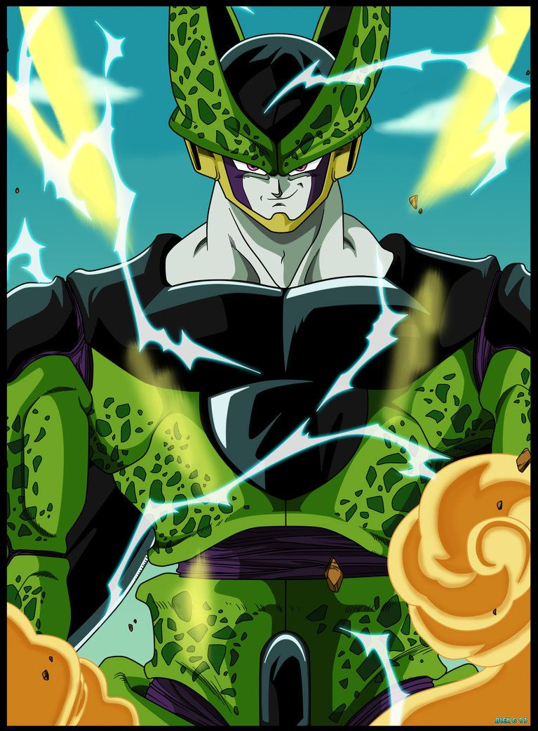 Perfect Cell by ProjectsAlex on DeviantArt | DRAGON BALL ...