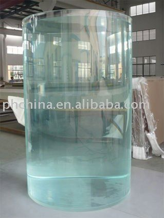 Jaa 186 Large Round Plexiglass Fish Tank View Acrylic Fish Tank Ph Product Details From Shenzhen Puhua Arts Crafts Co Ltd Fish Tank Plexiglass Glass Vase
