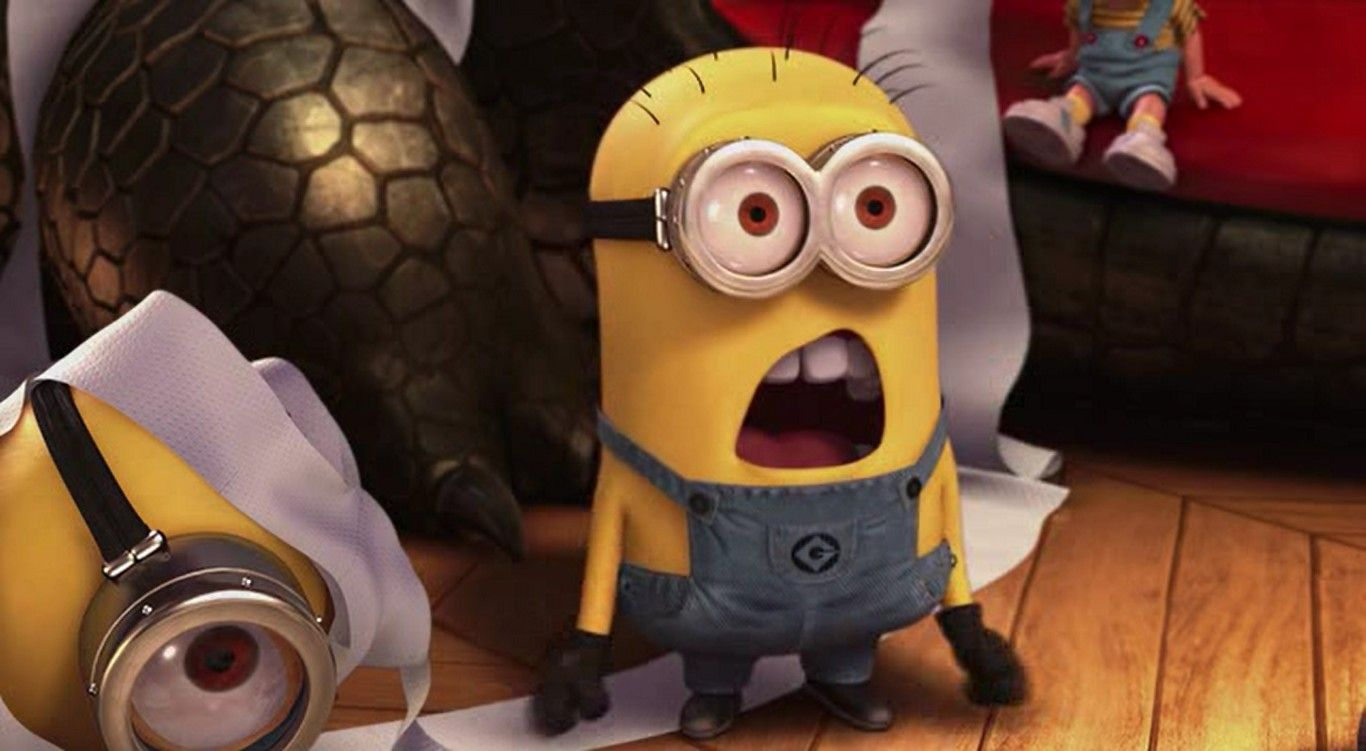 Whaaaaaat? Minions (With images) Minions what, Minions