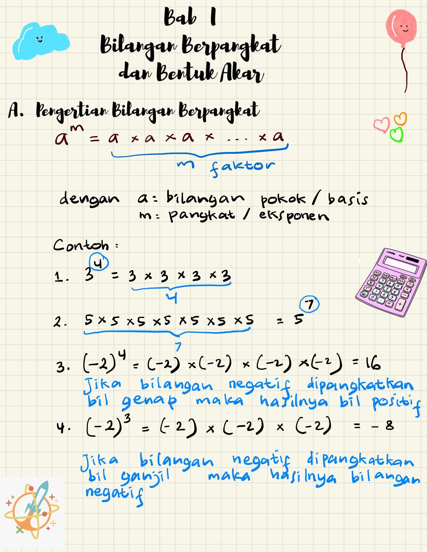 Pin Oleh Sri Sunarni Di Catatan Matematika Matematika