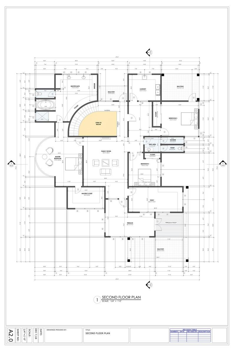 5 Bedroom House Floor Plan Instant Download Luxury Floor Plans House Plans Downloadable House Plans Modern Architectural Buy Now Luxury Floor Plans House Floor Plans Floor Plans
