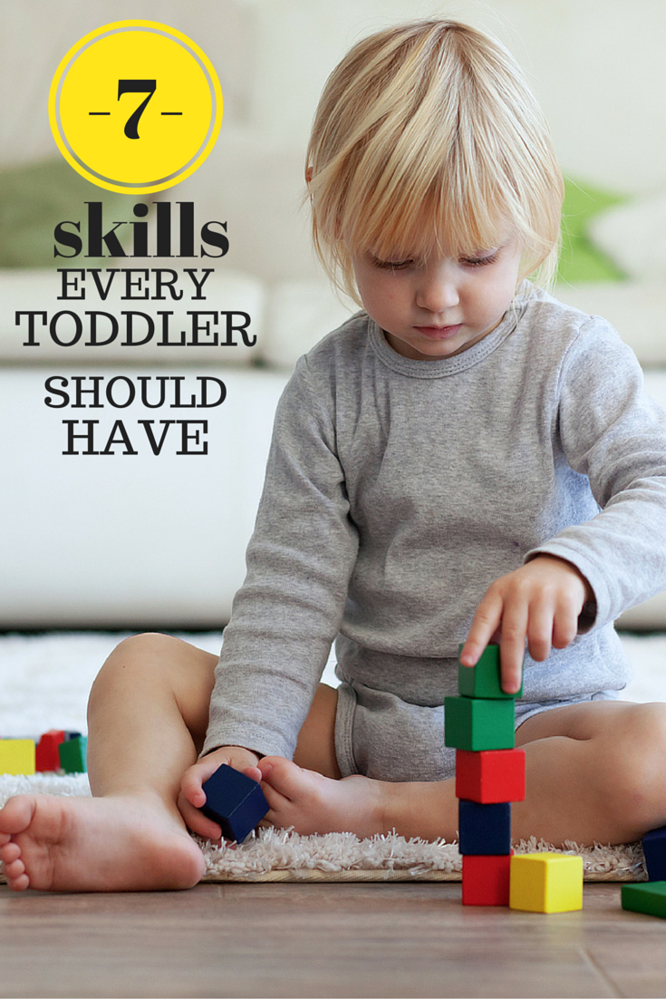 so you're having another baby? 7 skills every toddler should have. pregnancy prep