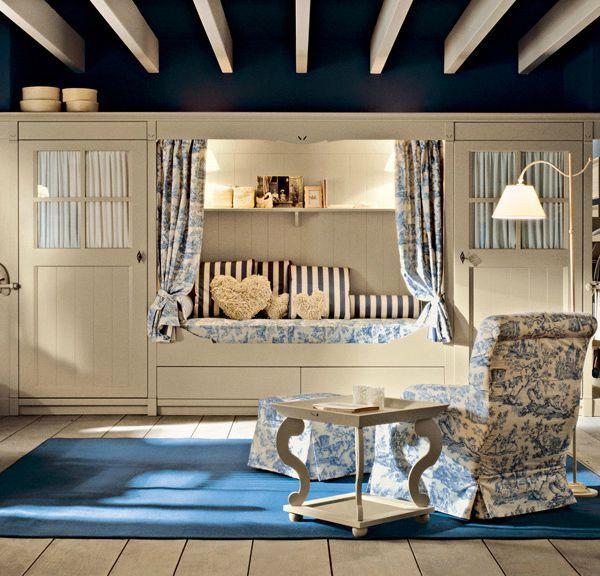 La DécoPèleMêle - LES CHAMBRES D\u0027 ENFANTS - - El\u0027 Lefébien - modele chambre a coucher