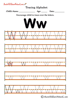 Letter Ww Words Coloring Worksheet by Nola Educator | TpT