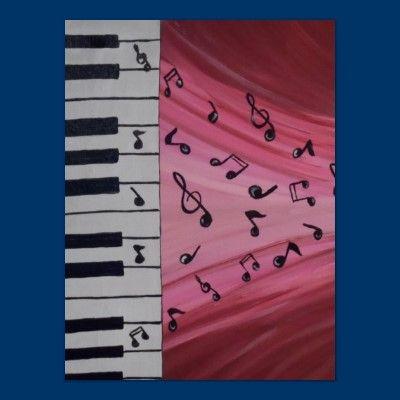 Hear the Music Piano Poster | My Zazzle | Pinterest | Pianos ...