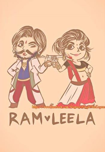 Ram Leela Bollywood Funny Guess The Movie Bollywood Posters