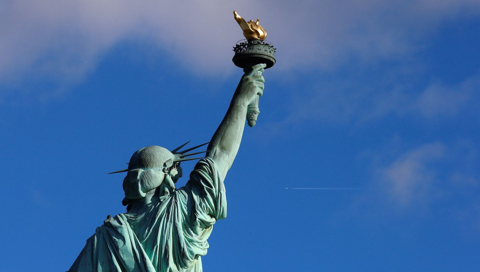 The Story Behind The Statue Of Liberty S Unexpected