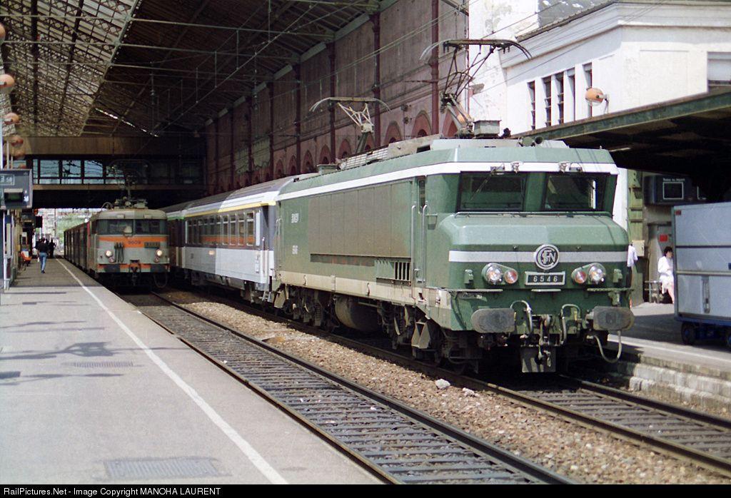 RailPictures.Net Photo: CC 6546 SNCF CC 6500 at Lyon, France by MANOHA LAURENT