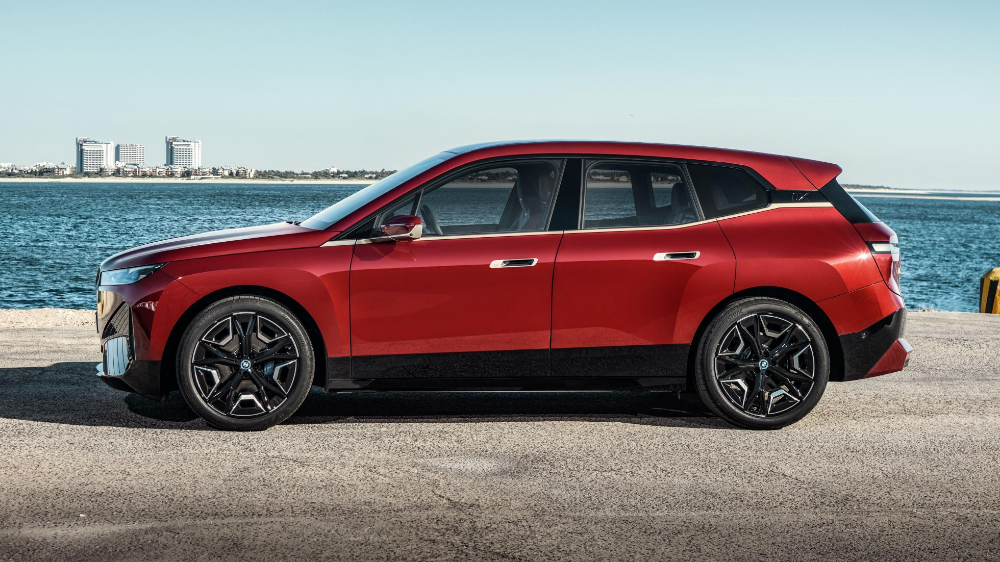 The Bmw Ix Is Here And It S A 500bhp Electric Suv Bmw Bmw Suv Honda City