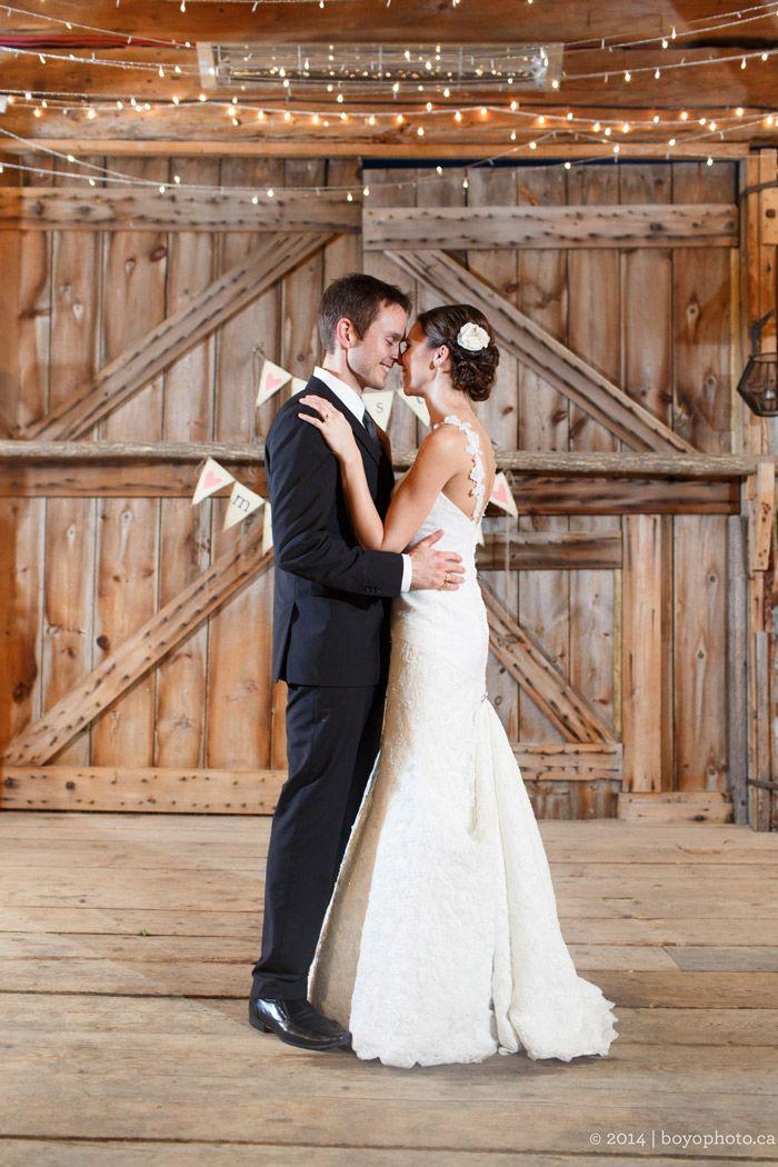 Beautiful Rustic and Modern Barn Wedding in Ottawa | Barn ...