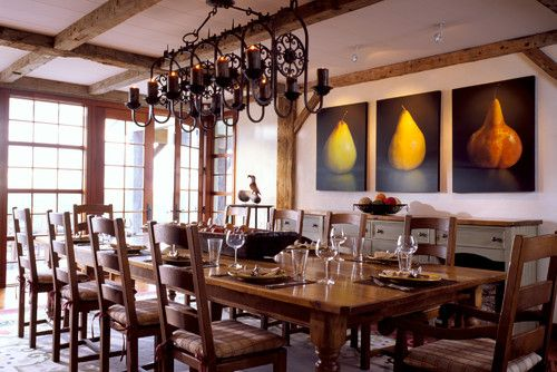 Decoration Sensational Traditional Dining Room With Fruit Art Ideas Juicy Home Decorating Theme Passion