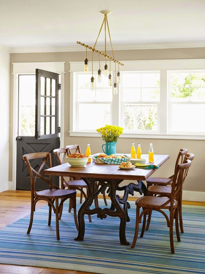 dining room | Rafterhouse