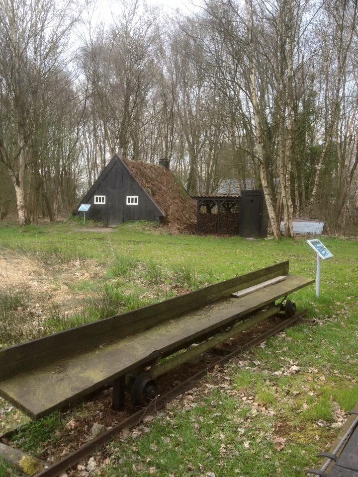Veenmuseum. Vriezenveenseveld.    Vriezenveen. Twente   Overijssel.  Nederland.