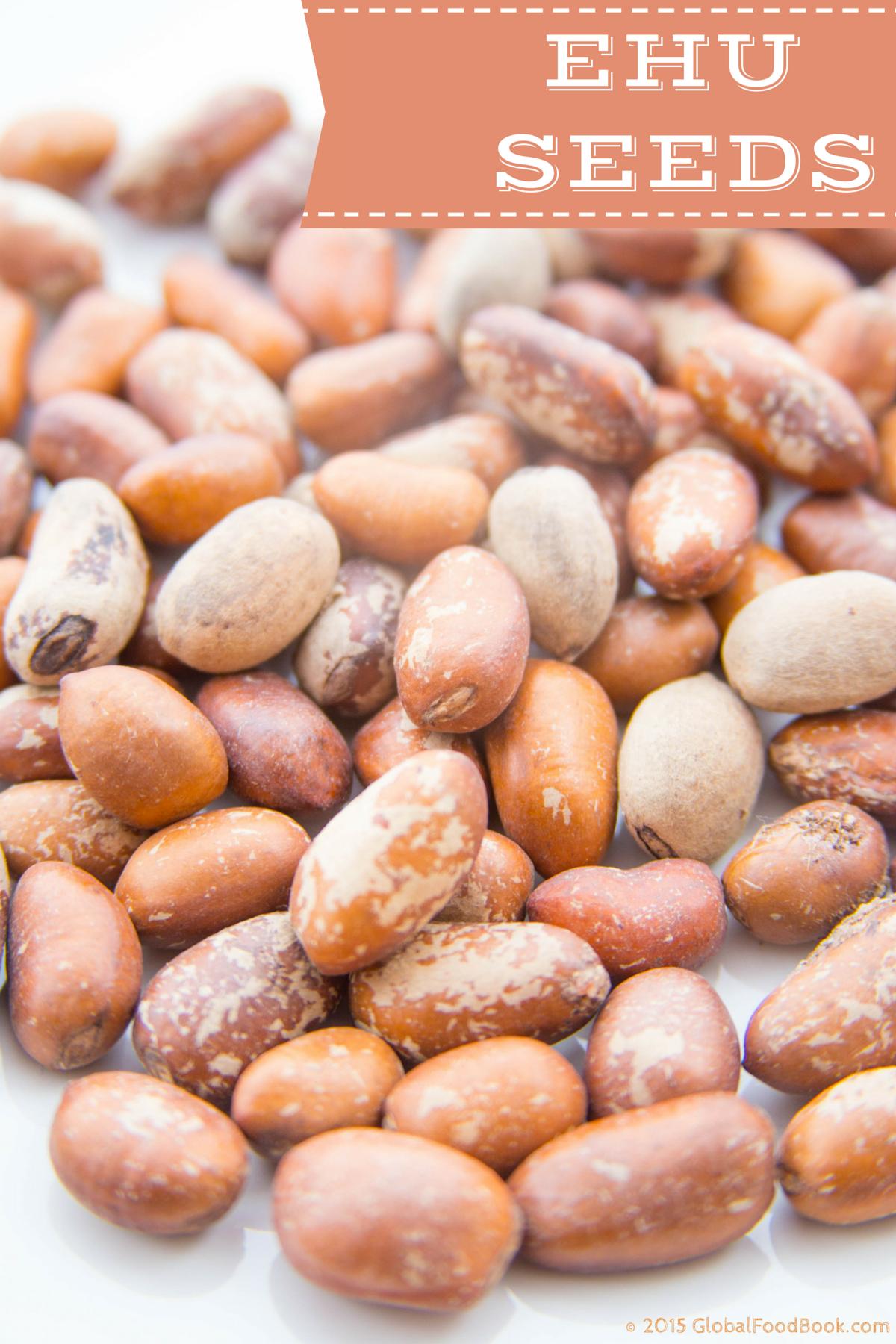 AMAZING BENEFITS OF EHU SEEDS (MONODORA MYRISTICA) | Stuff to Buy