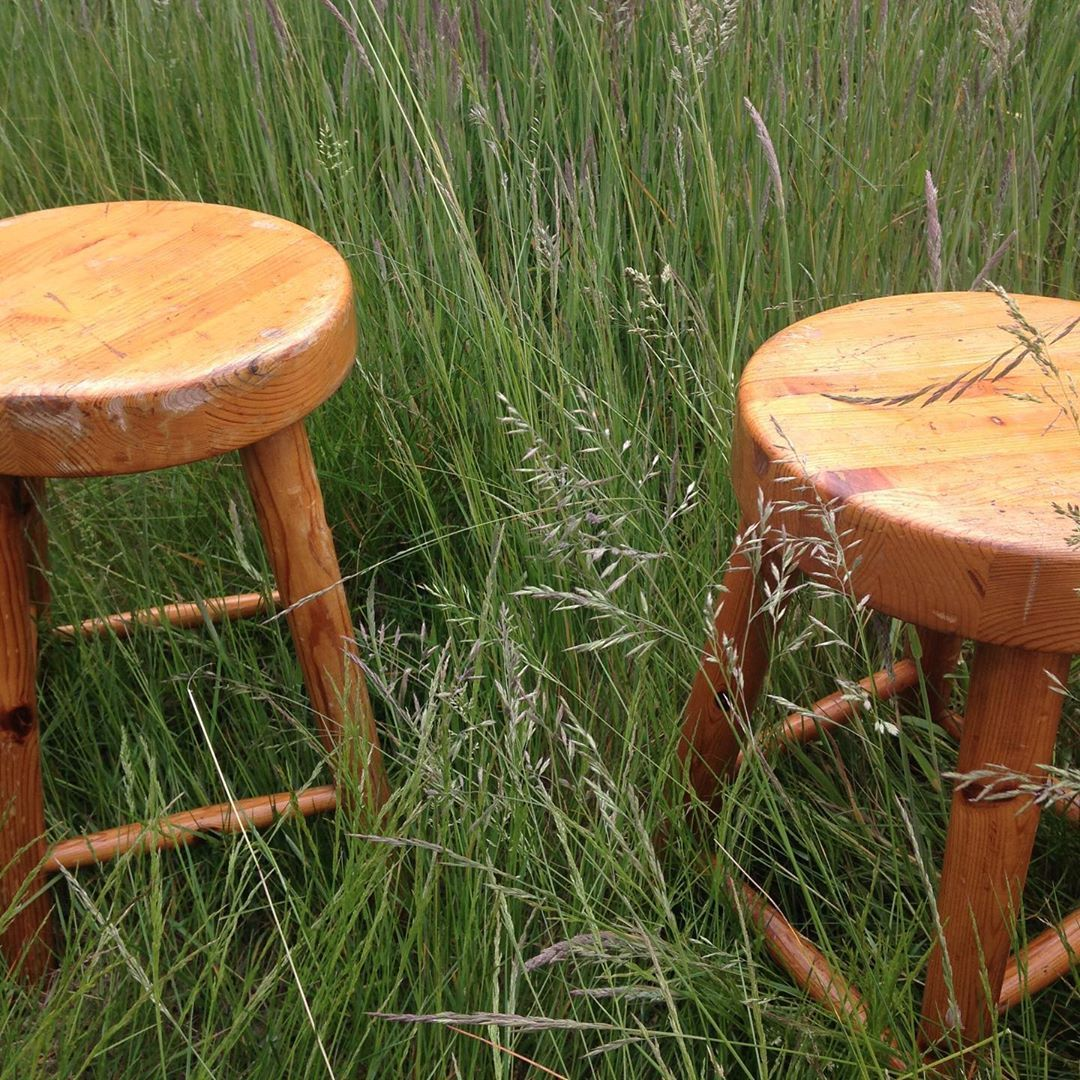 Stools In The Grass Stools Upcycling Furniture Design Furnituredesign Beforevid Transformation Handmad Upcycle Projects Diy Outdoor Upcycled Furniture