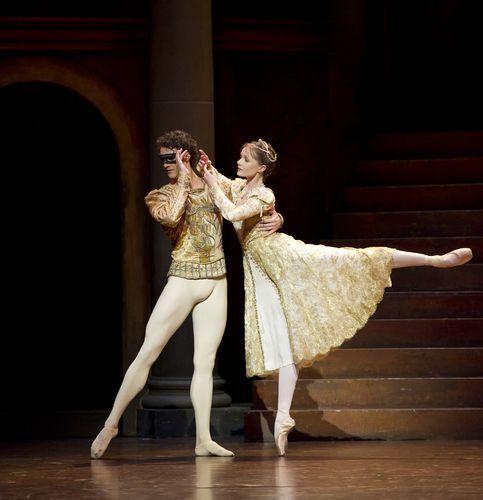 Romeo and juliet mackay