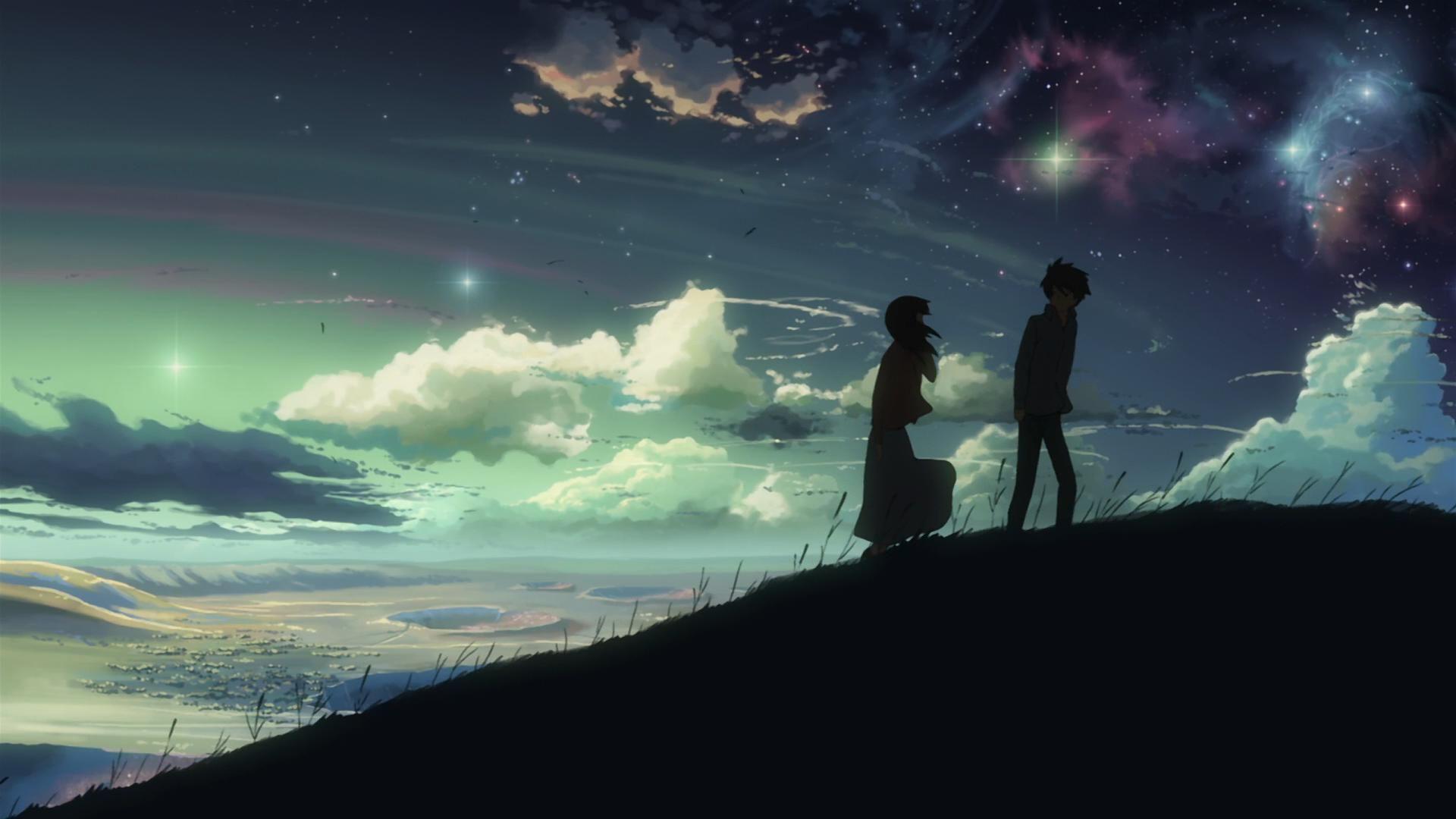 Anime Wallpaper Dark Anime Scenery Wallpaper Wide With Hd Wide