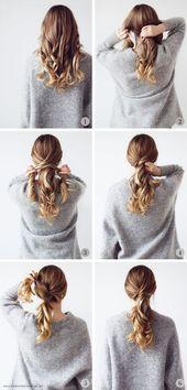 frisuren - #frisuren   haar styling, mittellange haare