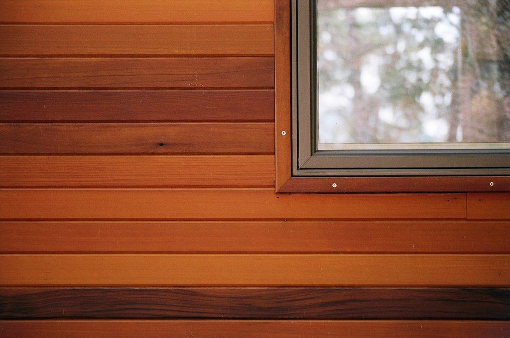Like The Cedar And Color Cladding Design Modern Exterior Cedar Cladding