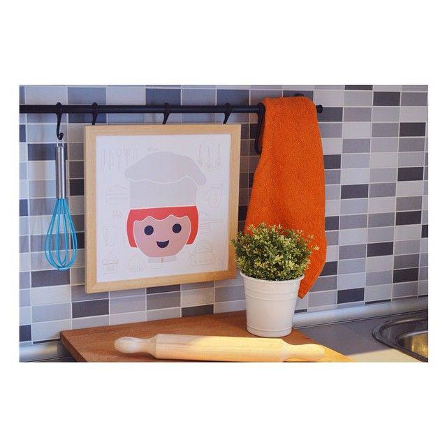 Buenas noches! Hoy os enseñamos un #Playmobil pensado para los fans de la cocina!