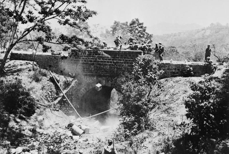 The Battle Of Imphal Kohima March July 1944 Men Of The West