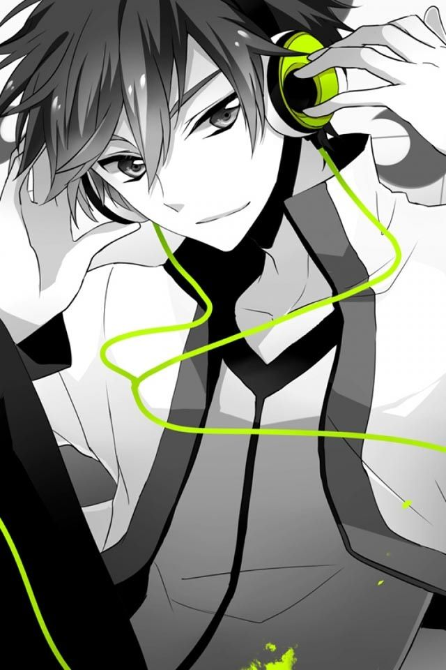 One Of The Twins I Want To Say Its Hikaru Because Anime GarconsAnime MusicHot