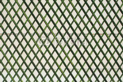 papier peint treillage vert de bois mur vert treillis en bois un large choix de mat riaux. Black Bedroom Furniture Sets. Home Design Ideas