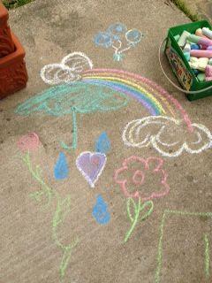 Honoring Boston The Side Walk Chalk Challenge Sidewalk Chalk Chalk Sidewalk