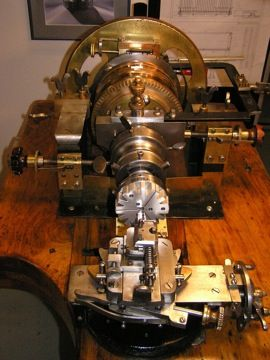 Wood And Metal Lathe