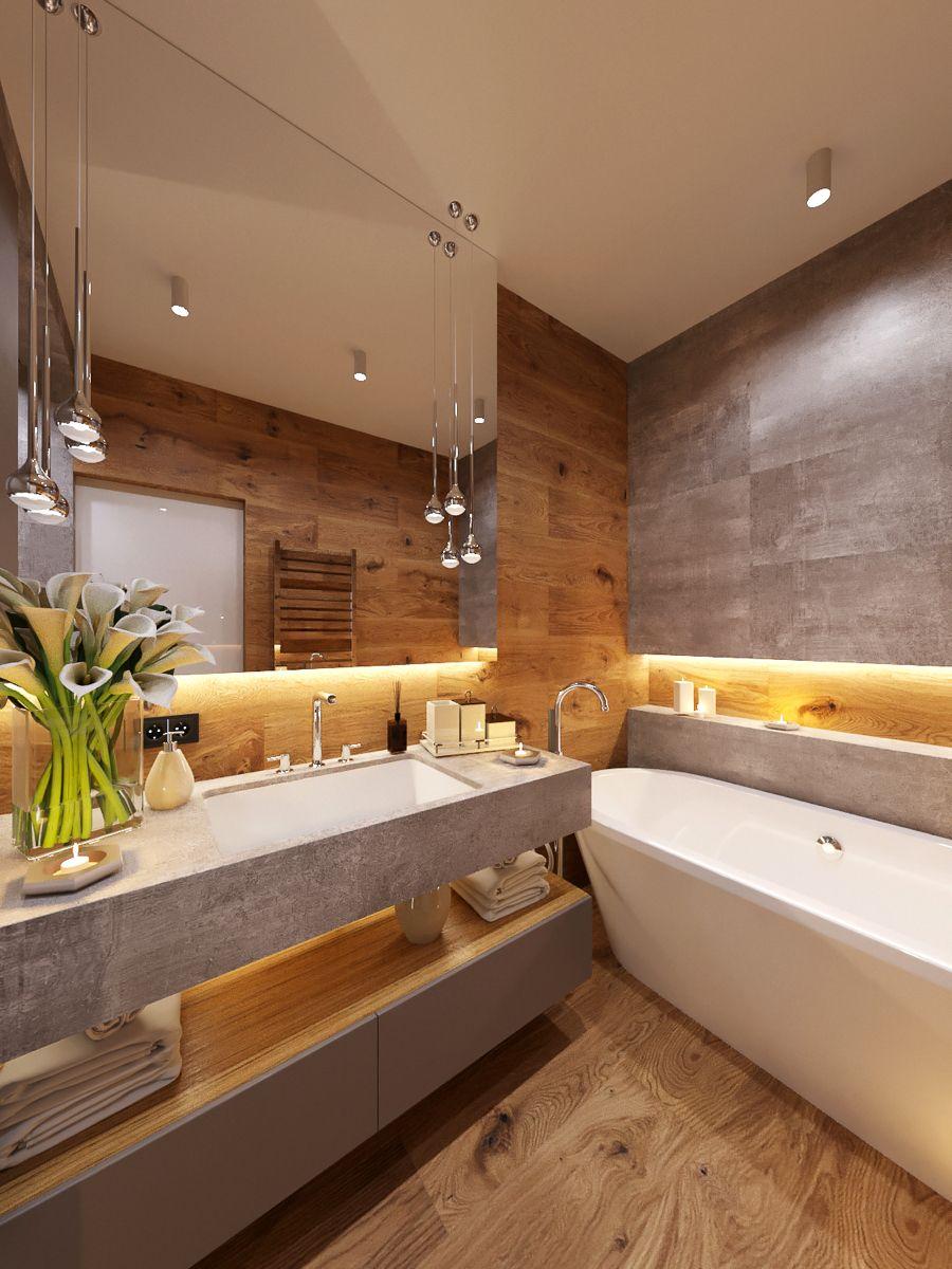 Pin By Alexa On Vannaya Komnata In 2020 Bathroom Interior Design Bathroom Interior Contemporary Bathroom Designs