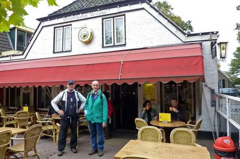 Garage Boer Diever : Restaurant cafe de lange aan de eendenvijver te diever diever