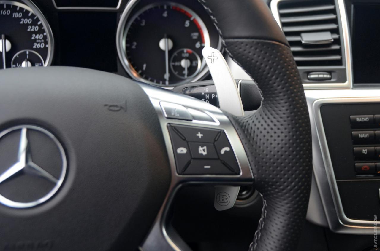 2012 Brabus Mercedes GL-Class